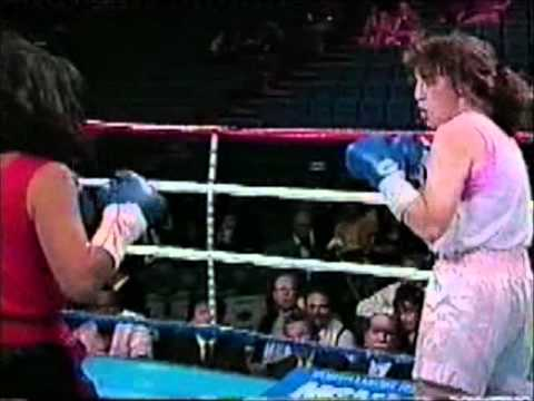 Laura Serrano vs Christy Marty  pat I