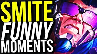 THE TING GO SKRRA! - SMITE FUNNY MOMENTS