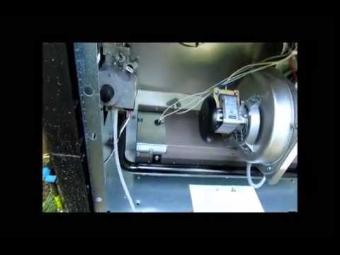 Pool Heater Start Up Set Gas Valve Pressure Youtube
