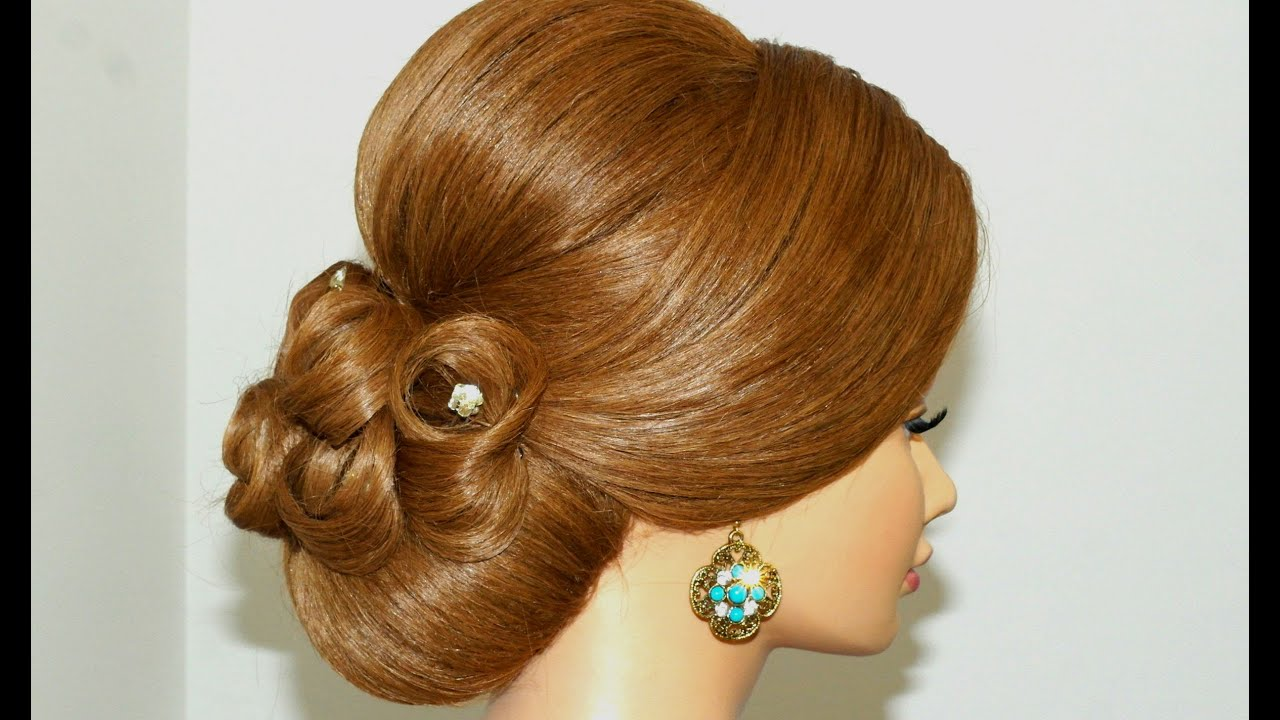 Long Hair Updo Styles: Updo Hairstyles. Bridal Wedding Hairstyles For Long Hair