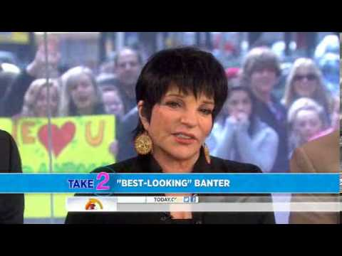 Liza Minnelli on The Today Show talks Obama