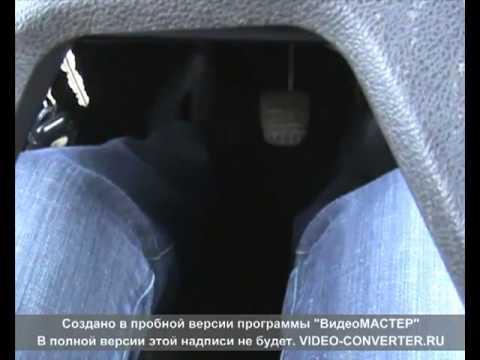 Уроки вождения для начинающих - видео