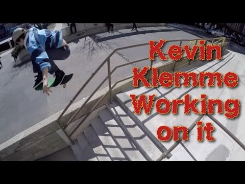 Kevin Klemme working on it!!