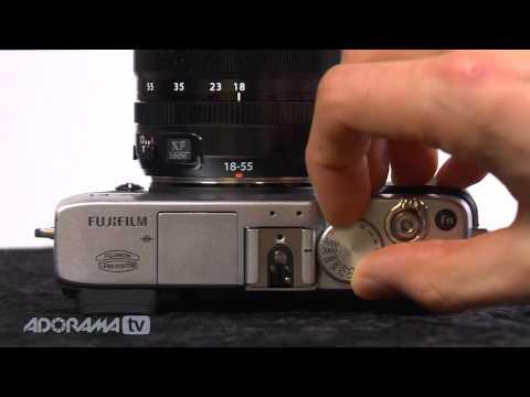 Fujifilm X-E1 Digital Camera Review - Adorama TV Fuji X-E1 Review Video