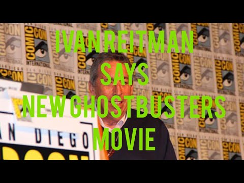 Ivan Reitman Says New Animated Ghostbusters Movie