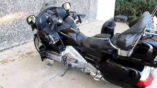 Honda Goldwing for sale, Navagation, Heated Seats, lots of extras