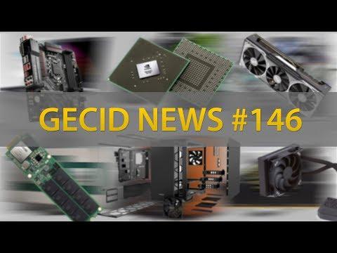 GECID News #146 ➜ дебют GeForce MX130 и MX110 ▪ Intel Optane DIMM в 2018-м ▪ засветился Intel Z390
