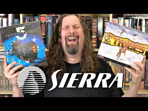 THE SLOW DEATH OF SIERRA - Lost Interview during LAYOFFS Sept 1999
