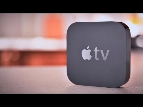 Обзор Apple TV 3
