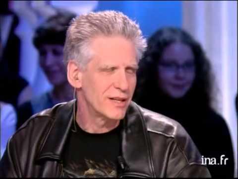 "David Cronenberg Et Viggo Mortensen à Propos De ""A History Of Violence"" - Archive INA"