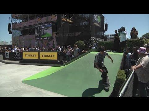 Best of 1st place Pro Street Winner Yuto Horigome | Dew Tour 2018