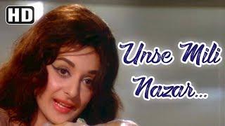 Download Unse Mili Nazar - Rajendra Kumar - Saira Banu - Jhuk Gaya Aasman - Bollywood Songs - Lata Mangeshkar 3Gp Mp4