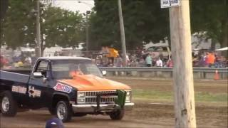 maumee valley pullers summer pull 2016 open two wheel drive