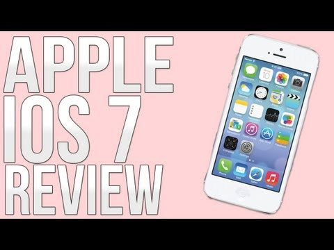 Apple iOS 7 Beta 1 Review (iPhone 5)
