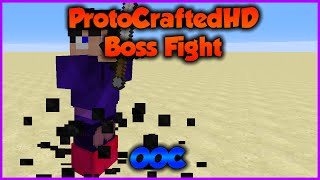 Minecraft: ProtoCraftedHD Boss | Only One Command