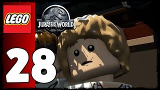 LEGO Jurassic World Gameplay Español Parte 28 - 1080p