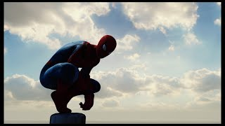 Marvel's Spider Man Homecoming Suit Free Roam