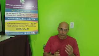 Better Health Achieved with Health Coaching and Purification Program