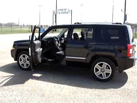 Jeep Patriot walk around video from Runde Auto Group in Manchester, IA