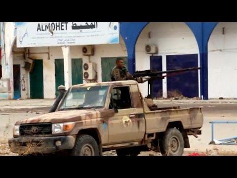 Libyan militias scramble as ISIS seizes territory