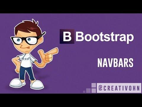 Bootstrap 3.1: Barras de Navegación (Navbars)