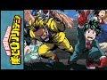 Моя геройская академия опенинг 3 Sora Ni Utaeba Русский кавер от Jackie O mp3