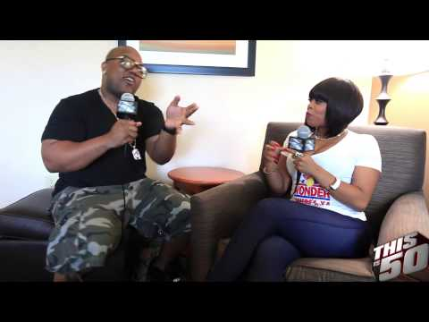 Shay Buckeey Johnson Talks Lil' Scrappy; Bread Girlz; 50 Cent; Reality Shows - TI50