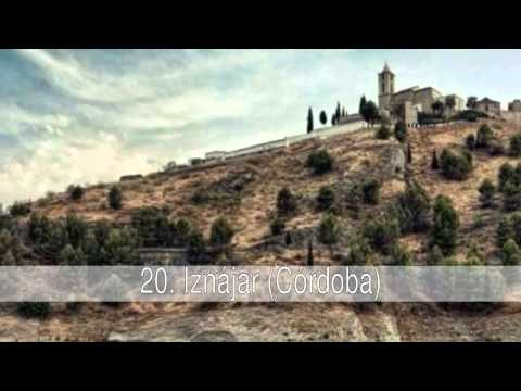 The most beautiful places in Andalucía, Spain