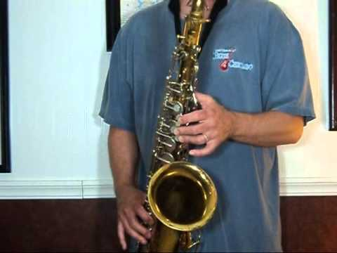 Selmer Bundy Tenor Sax 488,xxx