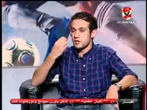 حلقه الكره والجماهير مع محمد فضل 9-8-2015 كامله