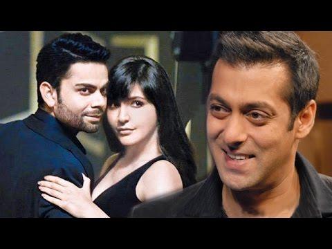 Salman Khan Thinks Anushka Sharma's Boyfriend Virat Kohli Is Too Metrosexual video