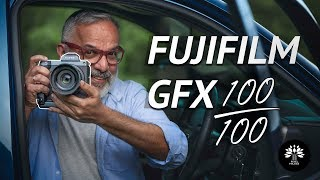 NEW GFX100 - 100 Mega Pixel Camera From FUJIFILM. Full Review!