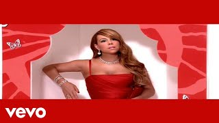 Клип Mariah Carey - Up Out My Face ft. Nicki Minaj