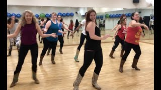 Take It From Me Line Dance Jordan Davis