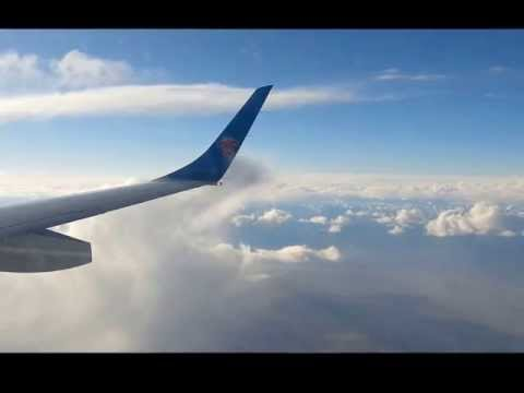 Urumqi to Kashgar China Southern Embraer 190 *FULL FLIGHT*