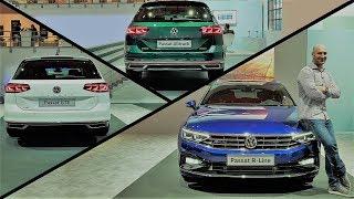 VW PASSAT 2020 B8 Facelift - R Line/GTE/Alltrack - K.O. Schlag in der Mittelklasse?