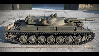 World Of Tanks. Тест 9.18 Краткий обзор ЛТ10