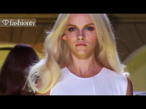 Versace Runway Show - Milan Fashion Week Spring 2012 Mfw | Fashiontv - Ftv video