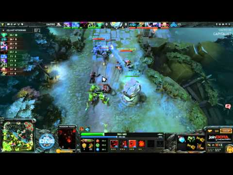Team Empire vs Cloud9 Game 2 - ESL ONE European Grand Final - @DotaCapitalist @RyuUboruZDota