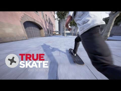 True Skate: Big Screen