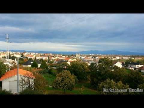 Entardecer de Outono em Carrazedo de Montenegro - 16-11-2013