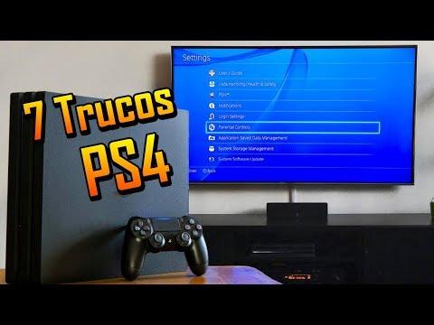 7 Trucos Para PS4 2018