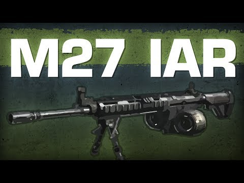 M27 IAR - Call of Duty Ghosts Weapon Guide