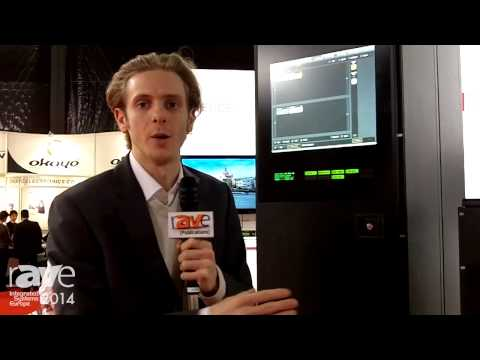ISE 2014: Lightware Presents Its 25G Switching Chassis For Multiple Formats, In 160×160 and 80×80