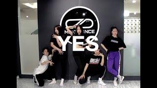 MIND DANCE (마인드댄스) 왁킹/걸스(Waacking/Girls) 8:10 Class | Louisa - YES | 연보라 T