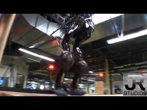 Terminator Robot in Real Life Real Life Terminators