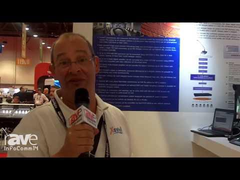 InfoComm 2014: Xavtel Showcases its Digital Congress and Interpretation DSP System