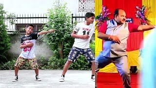 "Aap Ke Aa Jane Se Song ""Mix Version""  Dance Performance Viral Uncle 