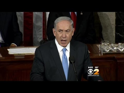 Netanyahu In Speech To Congress: Iran Nuclear Deal 'Paves Path To Bomb'