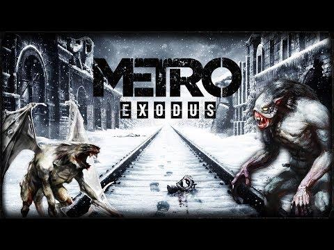 Metro Exodus │ Метро Исход - Все Подробности │ СТАЛКЕР в РОССИИ!